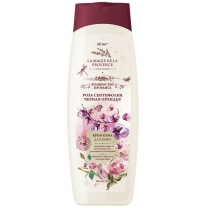 FOAM BATH CREAM ROSE CENTIFOLIA and BLACK ORCHID