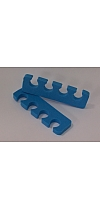 Separators for toes (blue, 95 mm)