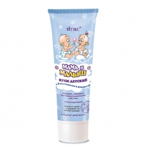 D-Panthenol and Chamomile Baby Cream