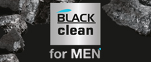 BLACK clean for MEN