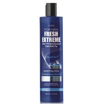 Hair and Body Cooling Shampoo-Gel