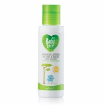 Baby Care and Massage Eco Oil from the First Days of Life