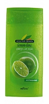 "Hair Shampoo ""Lemon - Lime"" Recovering"