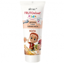 COLA GEL TOOTHPASTE FOR KIDS